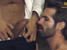 matador takes out his thick cock 0323 5